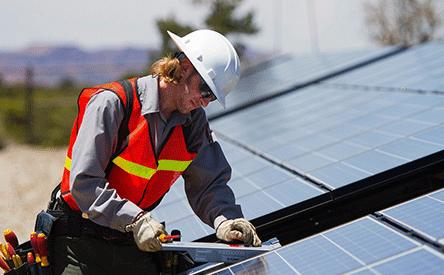 Solar operations and maintenance company